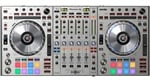 Pioneer DDJSZ DJ Controller for Serato in Silver