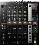 Pioneer DJM750K 4 Channel DJ Mixer in Black
