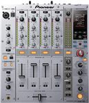 Pioneer DJM750S 4 Channel DJ Mixer in Silver
