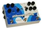 Pigtronix Philosopher King Comp Sustainer Envelope Pedal