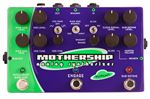 Pigtronix Mothership Analog Guitar Synthesizer Effects Pedal