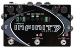 Pigtronix Infinity Looper Stereo Guitar Looping Pedal