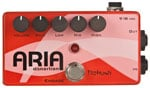 Pigtronix Aria Disnortion Overdrive Guitar Effects Pedal