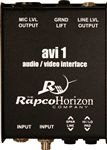 RapcoHorizon AVI-1 Audio Video Passive Interface