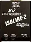 RapcoHorizon IL-2 IsoLine Line Level ISO/Splitter Direct Box