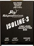 RapcoHorizon IL-3 Line Level ISO/Splitter Direct Box