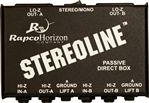 Rapco Horizon STL-1 Stereoline Passive Direct Box