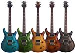PRS Paul Reed Smith Custom 22 10 Top  Guitar with Case