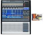 PreSonus StudioLive 16.4.2 AI Digital Mixer with $200 Gift Card