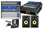 PreSonus StudioLive 24.4.2AI Digital Mixer with Gator Case