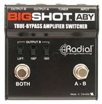 Radial Big Shot ABY True Bypass Switcher Pedal