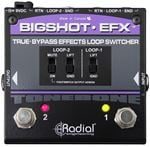 Radial Big Shot EFX True Bypass Effects Loop Selector Pedal
