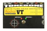 Radial Tonebone Headbone VT Tube Amplifier Head Switcher