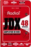 Radial JDX48 Reactor Guitar Amp Direct Box