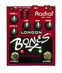 Radial London Bones Dual Distortion Pedal