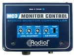 Radial MC3 Studio Monitor Controller