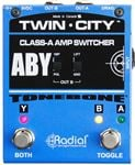 Radial Twin City Bones ABY Router Pedal