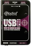 Radial USB Pro Stereo Direct Box