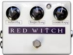 Red Witch Deluxe Moon Analog Phaser Tremolo Pedal