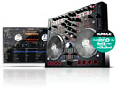 Reloop Terminal Mix 4 DJ Controller with Serato DJ and VJ Bundle