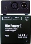 Rolls PB23 Mic Power I Phantom Power Supply