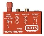 Rolls VP29 DJ Phono Preamp