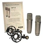 Rode NT1A Stereo Matched Pair Vocal Condenser Microphones