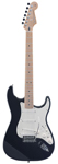 Roland GC1 GK Ready Fender Stratocaster Electric Guitar in Black