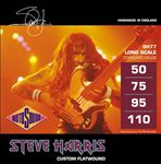 Rotosound Steve Harris Custom SH77 Flatwound Bass Strings