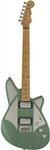 Reverend Billy Corgan Signature BC-1 Electric Guitar Satin Alpine