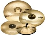 Sabian HHX Groove X-Plosion Cymbal Package