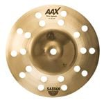 Sabian AAX Aero Splash Cymbal Brilliant Finish