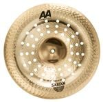 Sabian AA Holy China Cymbal 17 Inch Brilliant Finish