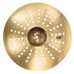 Sabian AAX Aero Crash Cymbal 18 Inch Brilliant Finish