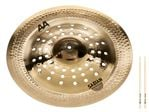 Sabian AA Holy China Cymbal 19 Inch Brilliant With Chad Smith Sticks