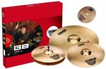 "Sabian B8 Series Package with Free 14"" Crash"