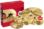 Sabian XS20 Promotional Value Added Cymbal Set