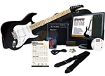 Silvertone SS10 Citation Electric Guitar and Amp Package