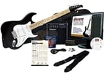 Silvertone Citation Electric Guitar and Amp Package