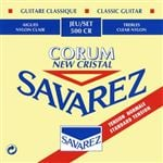 Savarez 500CR New Cristal Corum Classical Guitar Strings