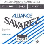 Savarez HT Classic Alliance Series Classical Guitar Strings