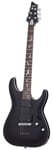 Schecter Damien Platinum 6 Electric Guitar Satin Black