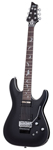 Schecter Damien Platinum 6 FR-S Sustainiac Electric Guitar Satin Black