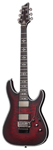 Schecter Hellraiser Extreme C1 FR Electric Guitar Crimson Red Burst