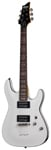 Schecter Omen 6 6 String Electric Guitar Vintage White