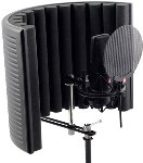 SE Electronics X1 Microphone and RF-X Reflexion Filter Studio Bundle