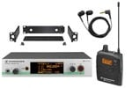 Sennheiser EW300IEMG3 In Ear Wireless Monitor System