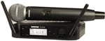 Shure GLXD24SM58 Digital Handheld Wireless SM58 Microphone System