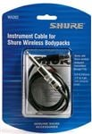 Shure WA302 Instrument Wireless Cable