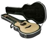 SKB 3 Economy Thinline Acoustic/Classical Guitar Case